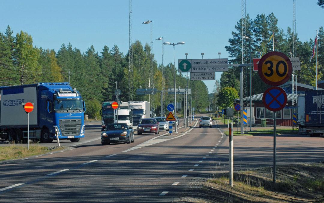 Sju nordiske grensehindre fjernet i 2016