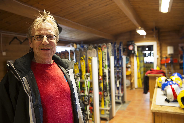Arne Magnus Storseth Meraker Alpinsenter red liten