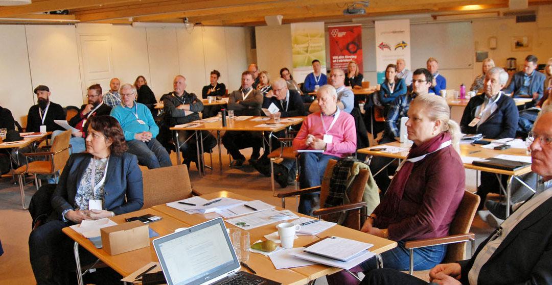 Seminarium i Tällberg 23 mars 2017