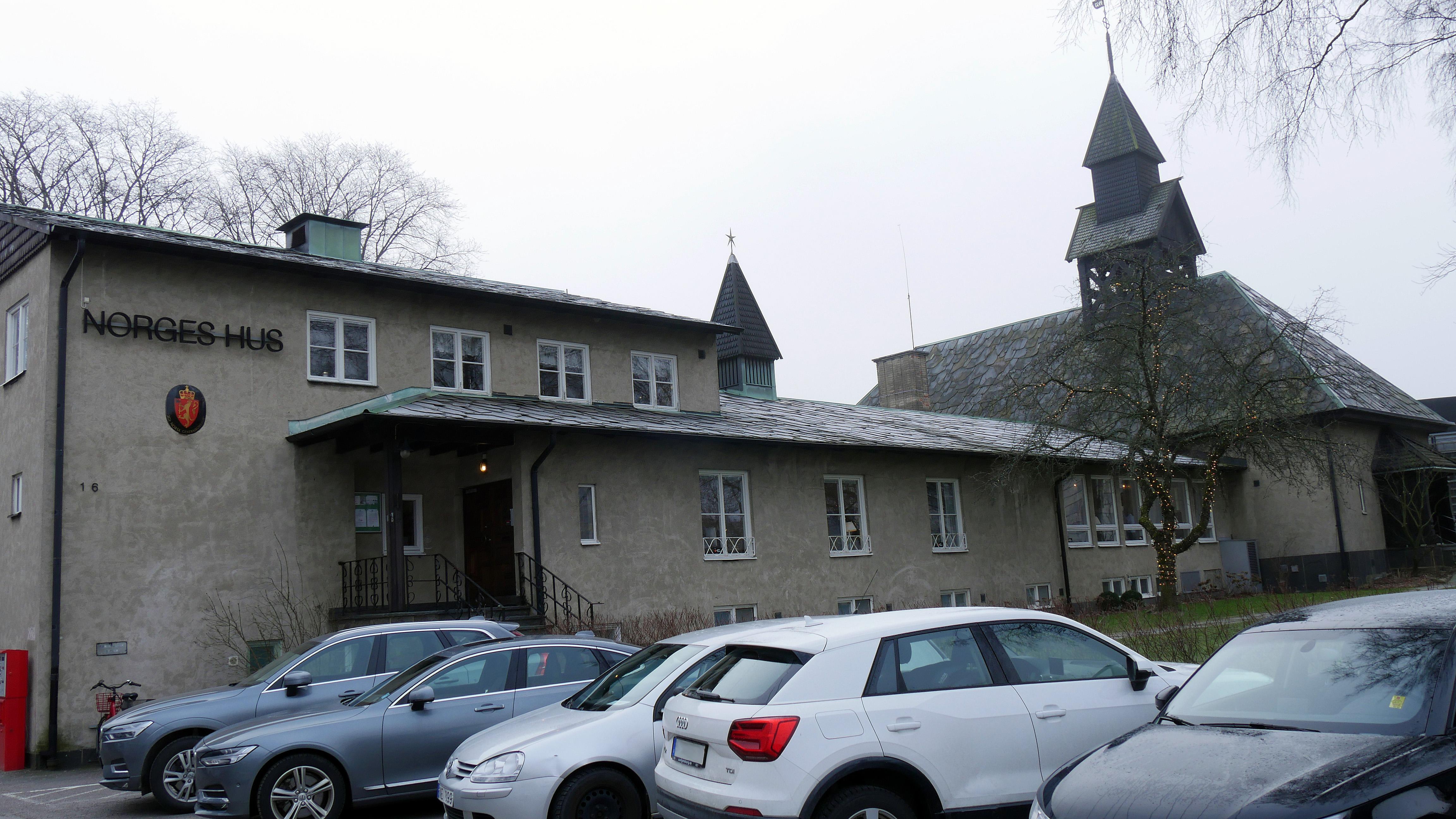 Norges hus i Göteborg
