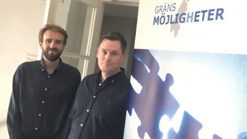 Jan Christian Vestre och och Mikael Sondell