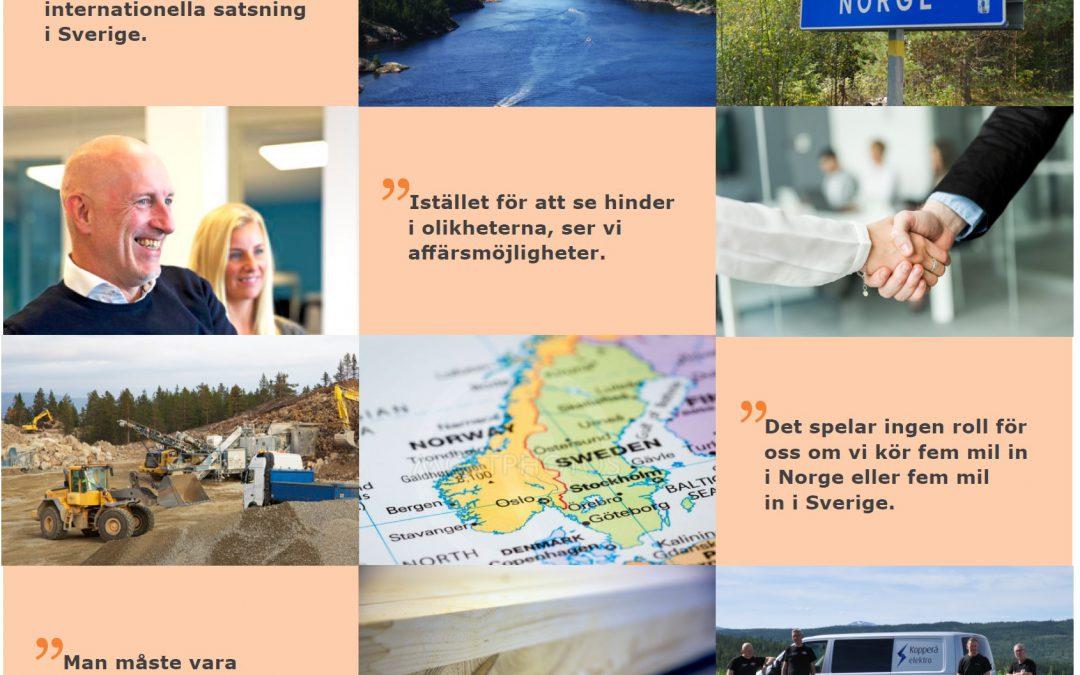 8 företag berättar om sina erfarenheter från affärer mellan Sverige och Norge